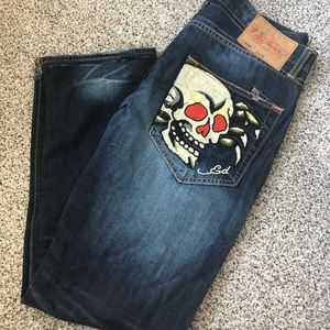 Ed Hardy men's pants